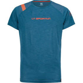 La Sportiva TX Top Shortsleeve Shirt Men blue